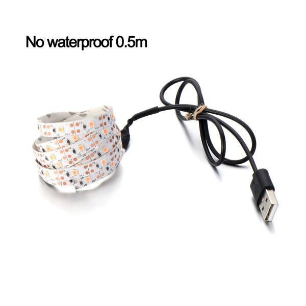 Bảng giá Đèn LED Trồng Cây DC5V, Dải Đèn LED USB Quang Phổ Đầy Đủ 2835 LED Cho Ngành Trồng Trọt