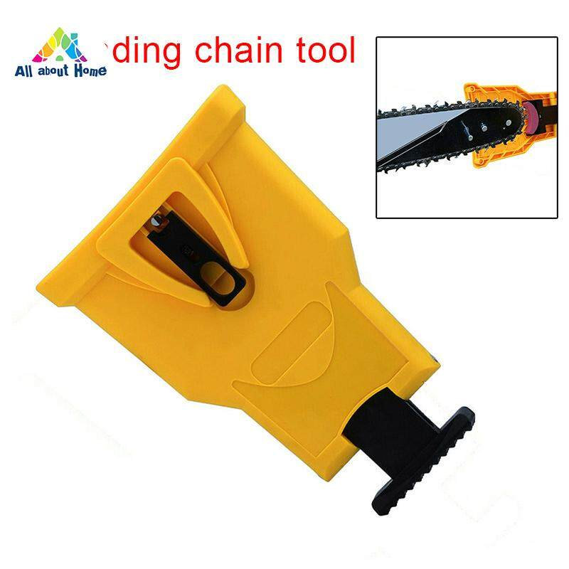 ABH Easy File Chainsaw Teeth Chain Sharpener Tool for Woodworking