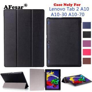 Bìa Đối Với Lenovo Tab 2 A10-30 A10-30F A10-30L A10-70 A10-70F A10-70L Ultra Slim Trọng Lượng Nhẹ Tự Động Thông Minh Wake Bìa Trường Hợp thumbnail