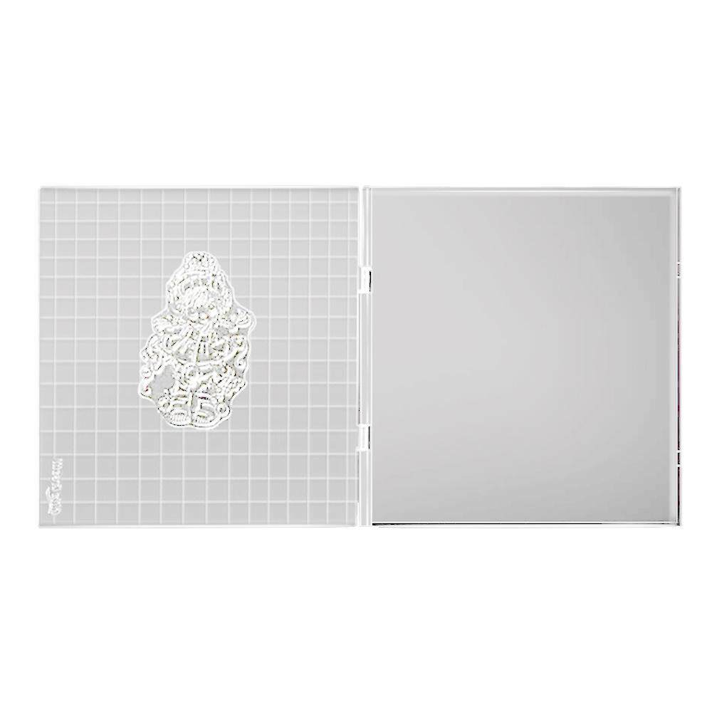 blackhorse New Stamping Tool Perfect Positioning Stamping Clear Stamps Scrapbook Craft