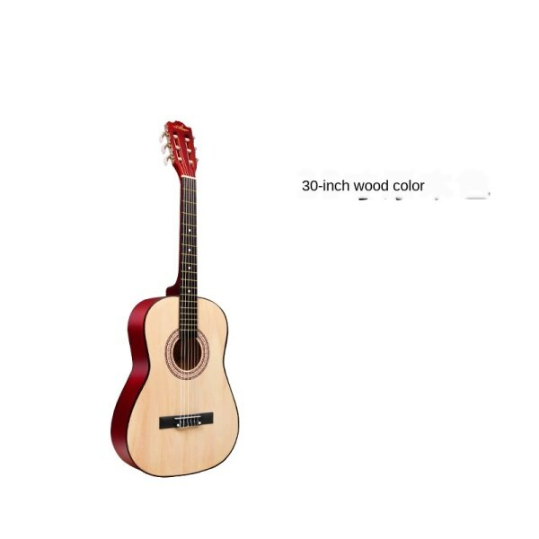 Classical Acoustic Guitar Solid Wood Guitar 30 Inches 34 Inches 36 Inches Matte Round Guitar Malaysia