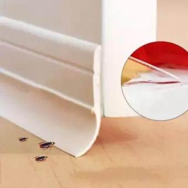 【 sealing strip】Door Weatherstrip Adhesive Door Bottom Seal Rubber Strip Weather Stripping Door Bottom Seal Strip Door Draft Stopper