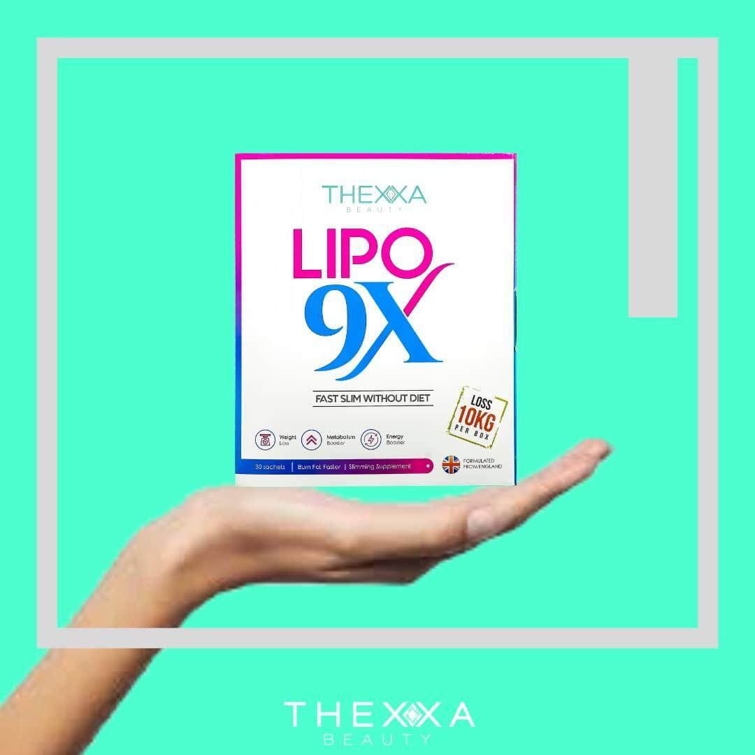 Lipo9x Thexxa (buy 1 Free 1 By Askvariety.