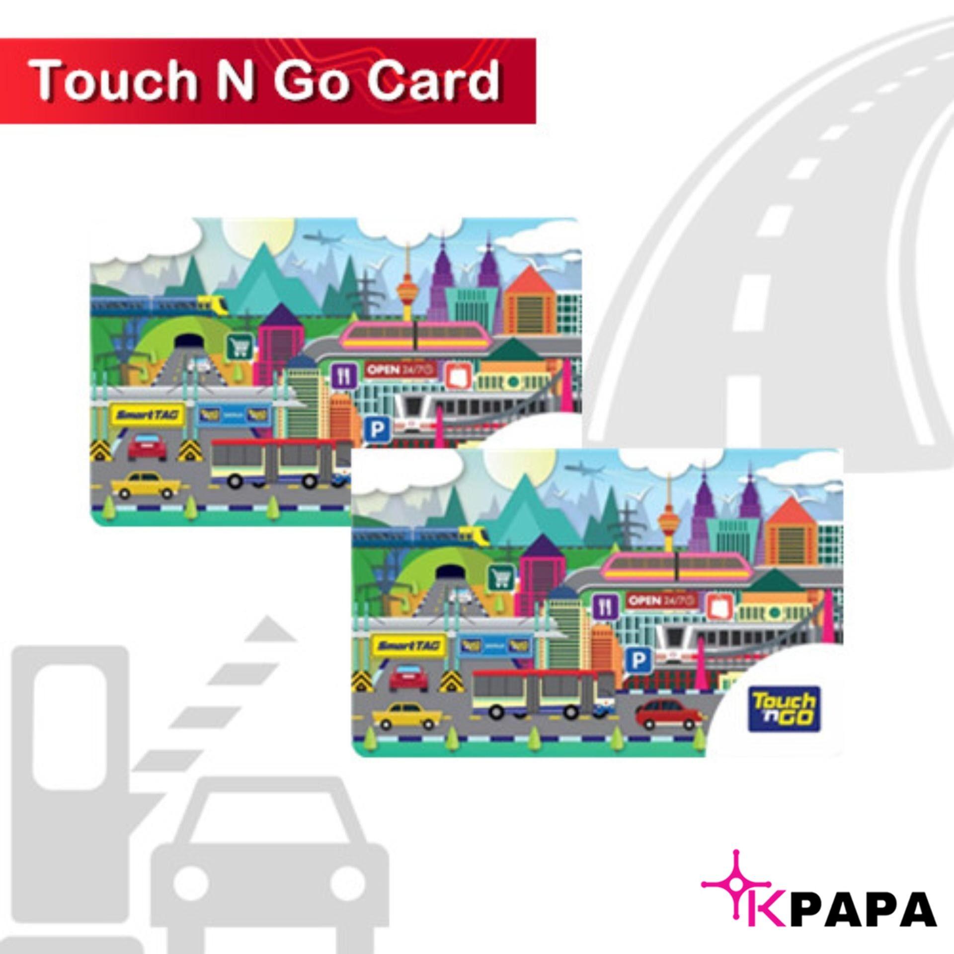 Touch N Go Card Touch N Go Card Touch And Go Card Suitable For Smarttag Smart Tag Max Tag Maxtag Lazada