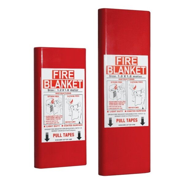 Fire Blanket (Boxed)