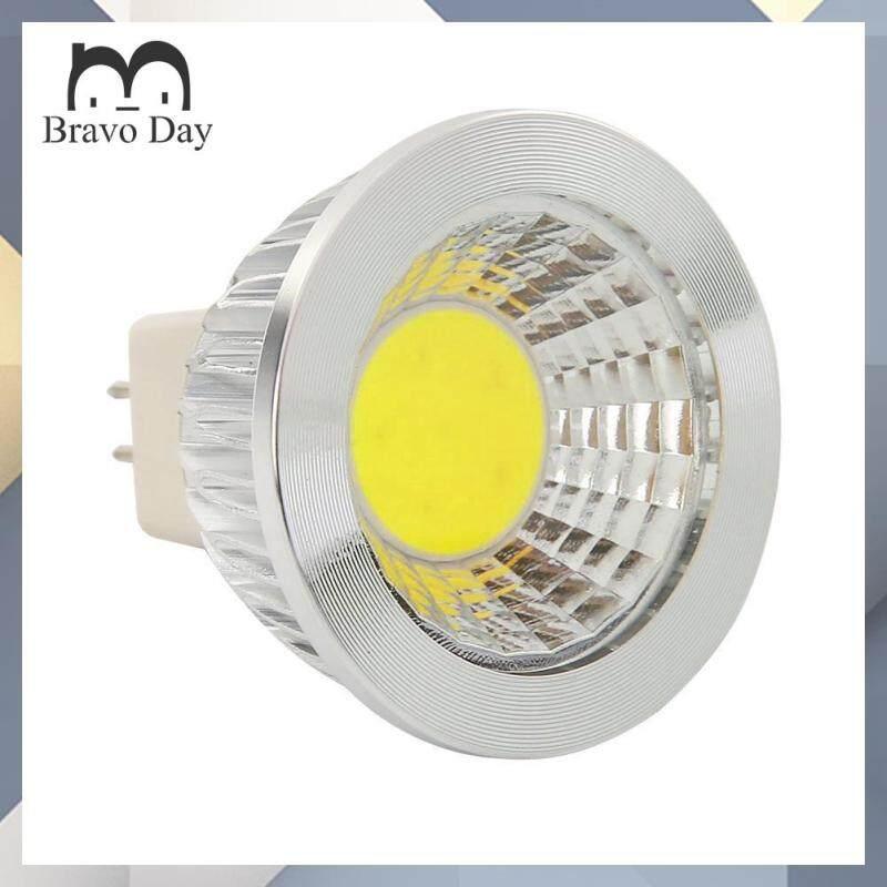 MR16 LED Bóng Đèn Đèn Chiếu Điểm Ngô COB Có Thể Điều Chỉnh Độ Sáng 9W/12W/15W Đèn Chùm Cho Nhà