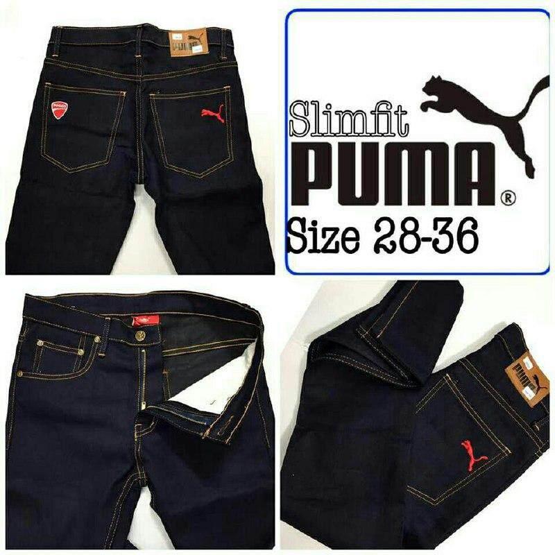 Jeans PUMA