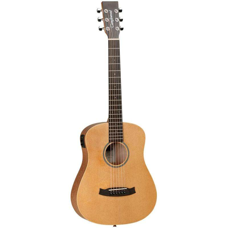 Tanglewood Acoustic Guitar TW2 T SE Travel Size, Spruce Top with Gig Bag Malaysia