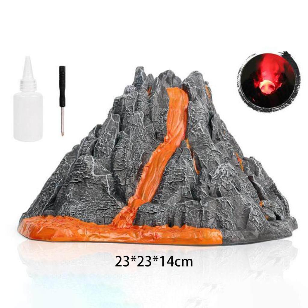 Erupting Volcano Volcano Toy Wooden