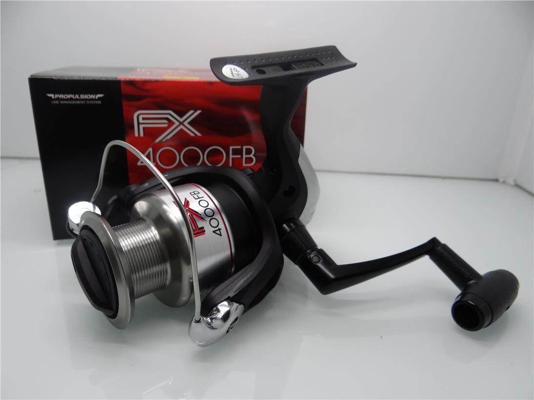【ORIGINAL】SHIMANO FX 4000 Fishing Reel - Mesin Pancing - READY STOCK IN  MALAYSIA