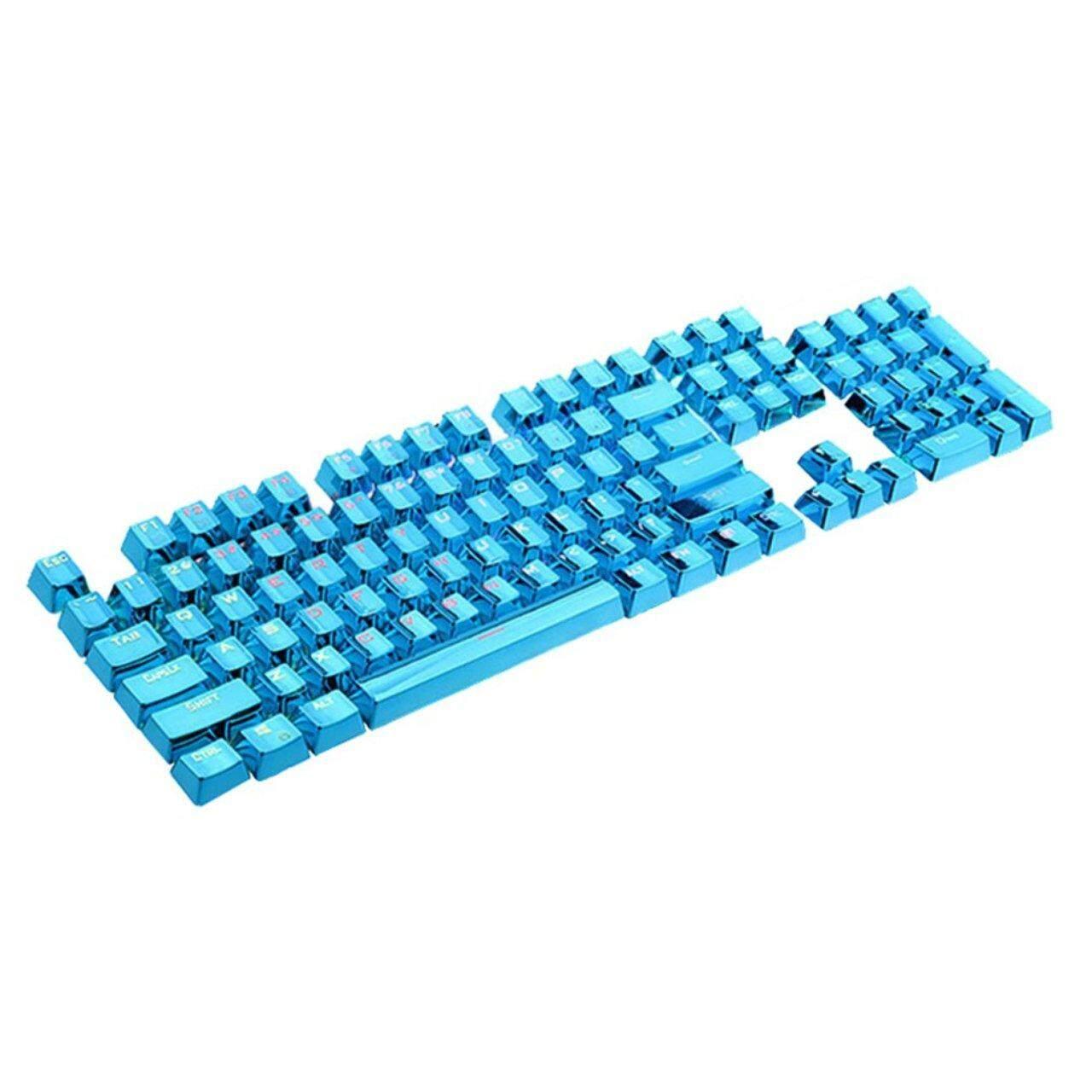 Ở đây tuân thủ 104 Phím Đôi Bắn Keycaps Backlit Keycaps cho Bàn Phím Cơ