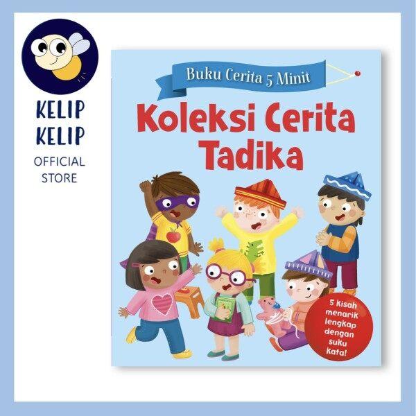 Koleksi Cerita Tadika dengan 5 kisah menarik dan suku kata untuk belajar membaca (BM) Malaysia