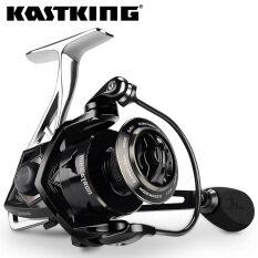 KastKing Megatron Kéo Sợi Quay Carbon Chống Nước Mới Với Ống Cuộn Lớn 21KG Kéo Tối Đa Máy Quay Câu Cá Nước Mặn