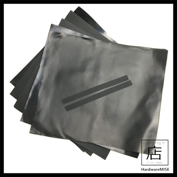 Electrically Conductive Silicone Rubber Sheet ESD 50 ohms