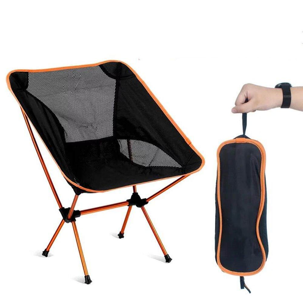 Intelligent Portable Folding Fishing Chair Backpack Chair Stool Outdoor Stool Fishing Chair For Outdoor Picnic Bbq Beach Chair With Bag Novelty & Special Use