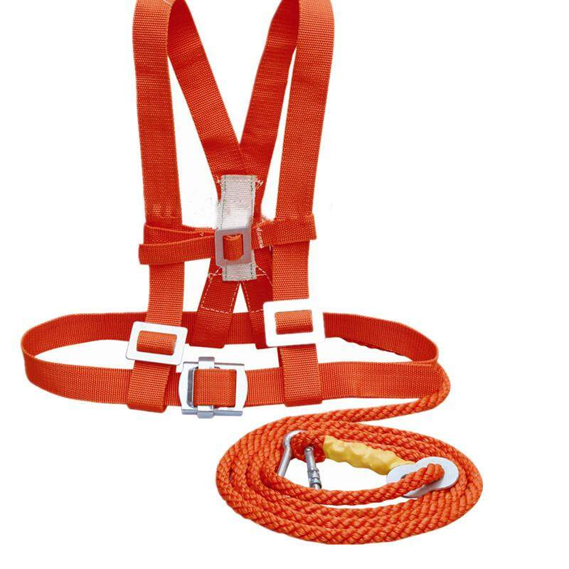 Safety Belt Single Hook Half Body Safety Harness For Working Construction High-altitude operations Worker Protective