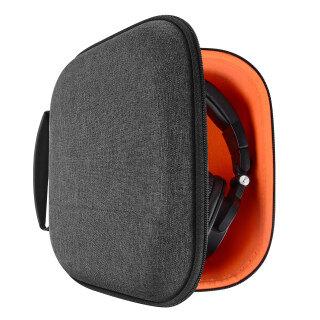 Ốp Lưng Geekria UltraShell Cho Audio Technica ATH-M50X, ATH-T400, Pioneer HDJ-2000, Tai Nghe RP-DH1200, Ốp Bảo Vệ Cứng Thay Thế Túi Đựng Du Lịch Có Phòng Cho Phụ Kiện thumbnail