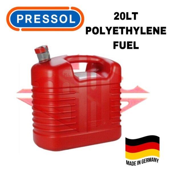 EEHIONG1977 PRESSOL 20L Polyethylene Fuel Tank Water Container MADE IN GERMANY Bekas Air/Bekas Minyak Polietilena 20公升 聚乙烯油箱 盛水容器 防漏油桶 水箱