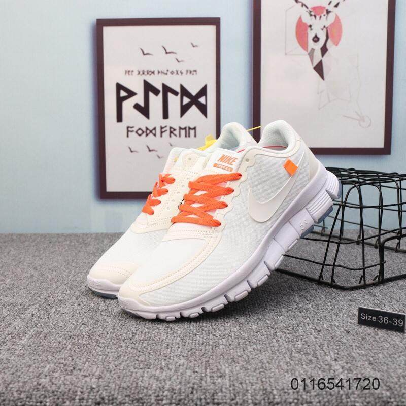Nike Barefoot Simple Lightweight Breathable Mesh Breathable Casual Running Shoes Womens Shoes By Cns064.