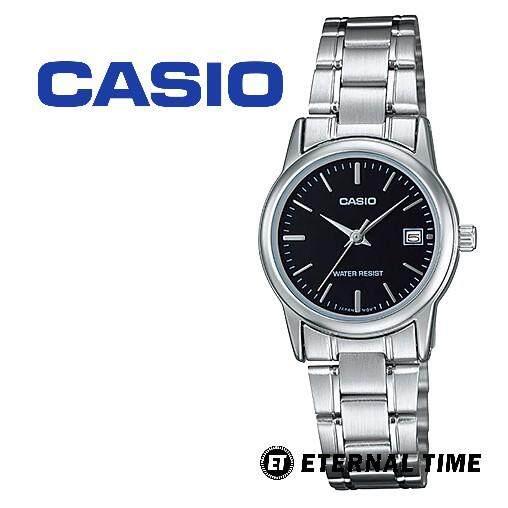 (2 YEARS WARRANTY) CASIO ORIGINAL LTP-V002D-1A ANALOG-LADIES WATCH (LTP-V002D) Malaysia