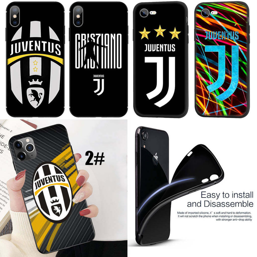 cover iphone 6 logo juventus