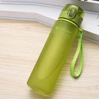 Nước Nhựa Chai Chống Rò Rỉ Cầm Tay Sinh Viên Chai Nước Cho Các Trường Học Thể Thao Ngoài Trời thumbnail