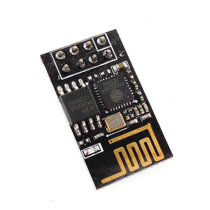 TOP(Clearance SALE)HW-A8ESP8266 Serial WIFI Wireless Module Black