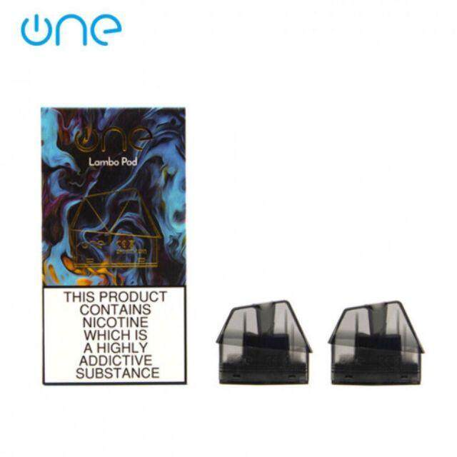 One Vape Lambo Replacement Pod Cartridge 2pcs/pack By Evertime.