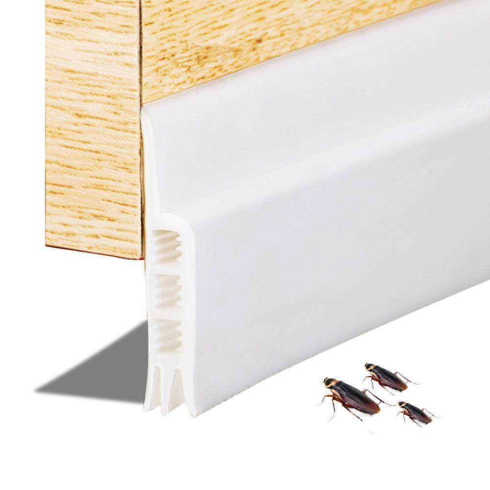 Bumblebaa Three-layer door bottom seal waterproof strip door sound insulation strip door stop door sweeping strip seal windproof strip