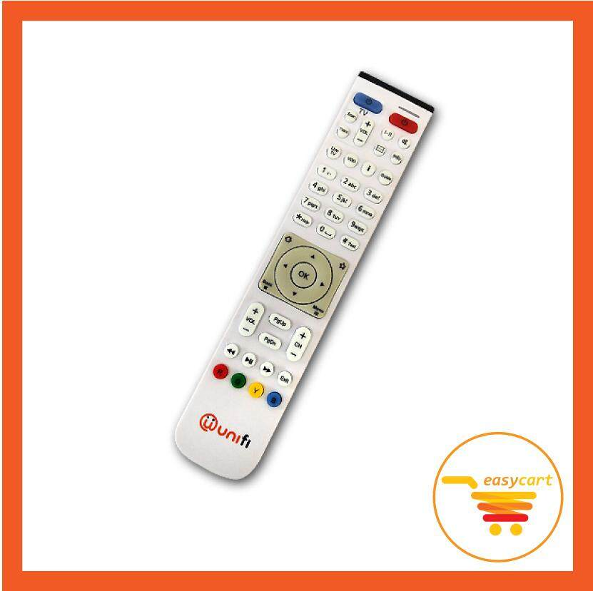 Unifi TM HyppTV Box Remote Control Malaysia