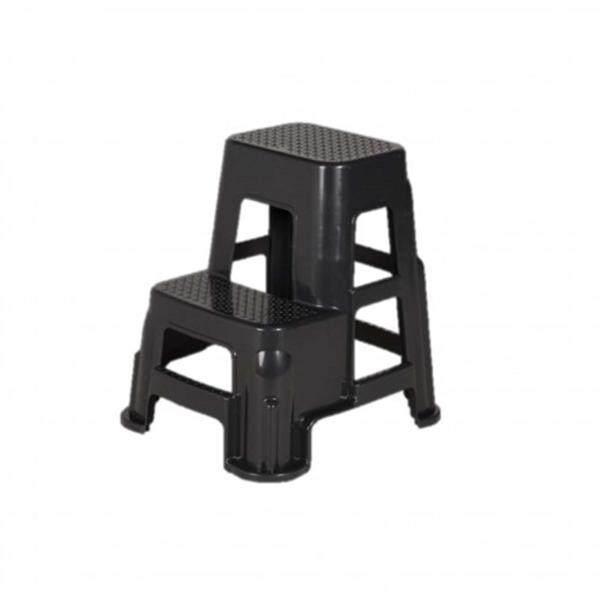 FELTON PLASTIC STEP STOOL 1621 (Black)