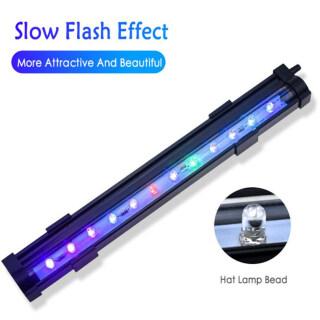 Đèn LED dài 15 cm thay đổi 7 màu sắc dùng trang trí bể cá kiểng - INTL thumbnail
