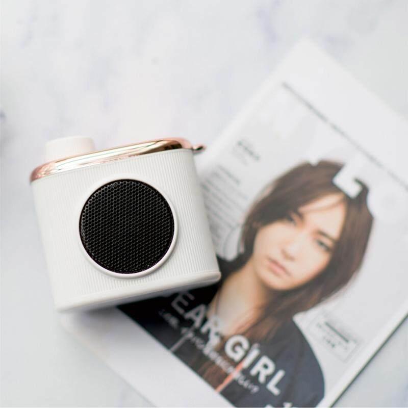 cm-2 Retro Super Bass Mini Portable Speaker Usb Handfree Small Music Speaker Mp3 Player with Microphone