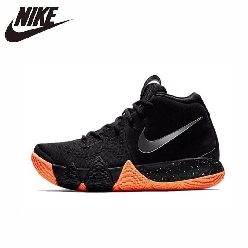 Penjualan panasOriginal Nike_New_Arrival_Kyrie_4_Ep Sepatu Basket Pria Terbuka Olahraga Mendaki Sepatu # 943807 Sepatu Diskon Online