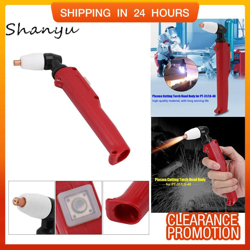 SHANYU 1 Pcs Plasma Cutting Torch Head Body With Mirco-switch Welding Tool