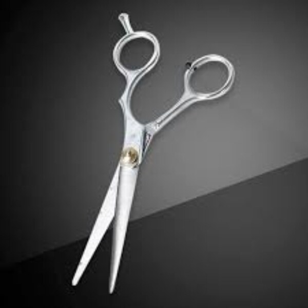 ℗☞♘  🔥Malaysia Ready Stock🔥 Professional Stainless Barber Hair Cutting Thinning Scissor Shears Hairdressing