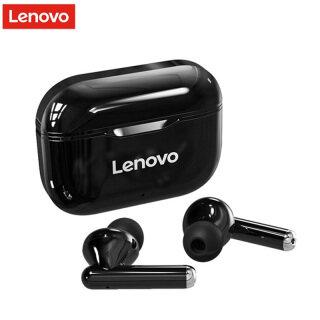 Lenovo LP1 TWS Bluetooth 5.0 Tai Nghe Tai Nghe Giảm Tiếng Ồn Dàn Hi-Fi Trầm Điều Khiển Bằng Cảm Ứng Tai Nghe Có Mic Không Dây Âm Thanh Nổi 300MAh thumbnail