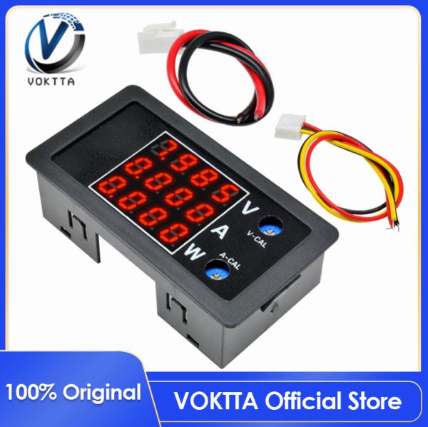 Bảng giá Đồng hồ đo điện kỹ thuật số 100v 10a 1000w chính hãng - INTL