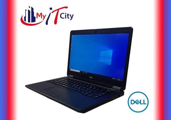 Dell Latitude E7450 Laptop - Core i5 5th Gen / 4GB RAM / 256GB SSD / Win 10 Pro / 3 Months Warranty (Refurbished) Malaysia