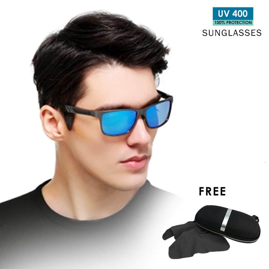#READY STOCK# Aluminium UV400 Polarized Sunglasses Men SGA6560-6 RB