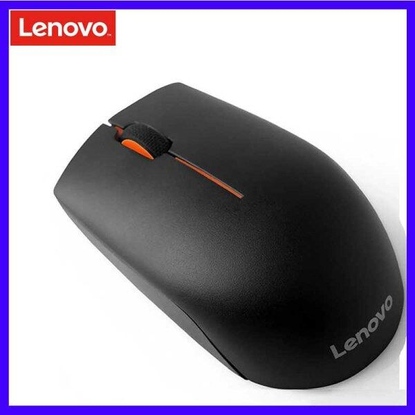 LENOVO N1901A L300 Wireless Mouse Support Windows 10/8/7 with 1000dpi 75g Weight 2.4GHz for Mac PC Laptop Support Official Malaysia
