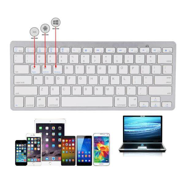 Wireless Bluetooth 3.0 Keyboard for Apple iPad 2 3 4 Ipad air 1 2 ipad mini Singapore