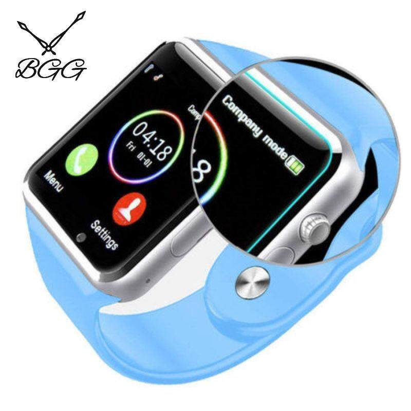 BGG Smart Wrist Watch Bluetooth GSM Phone for Android Samsung iPhone Malaysia