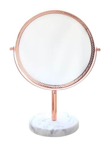 Makeup Mirror Ins Style Desktop Desktop Double-sided Makeup Mirror Girl Mirror Desk Vanity Mirror