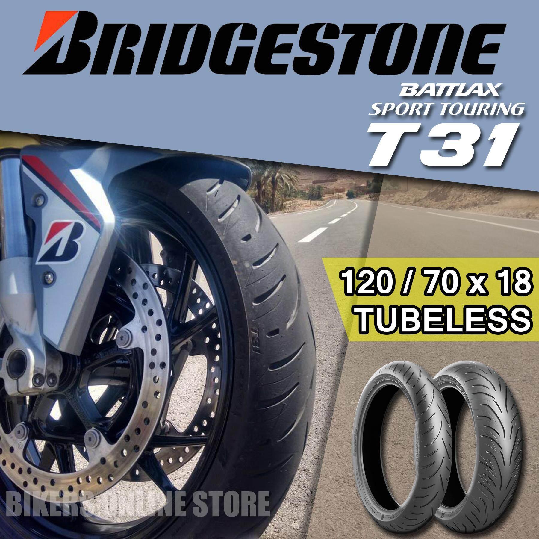 Bridgestone Battlax Sport Touring T31 120/70x18
