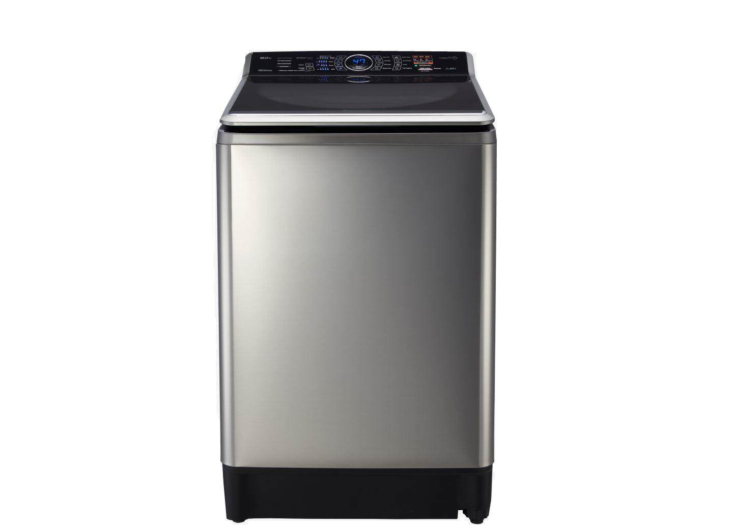 PANASONIC TOP LOAD WASHING MACHINE 16KG NA-FS16V7SRT
