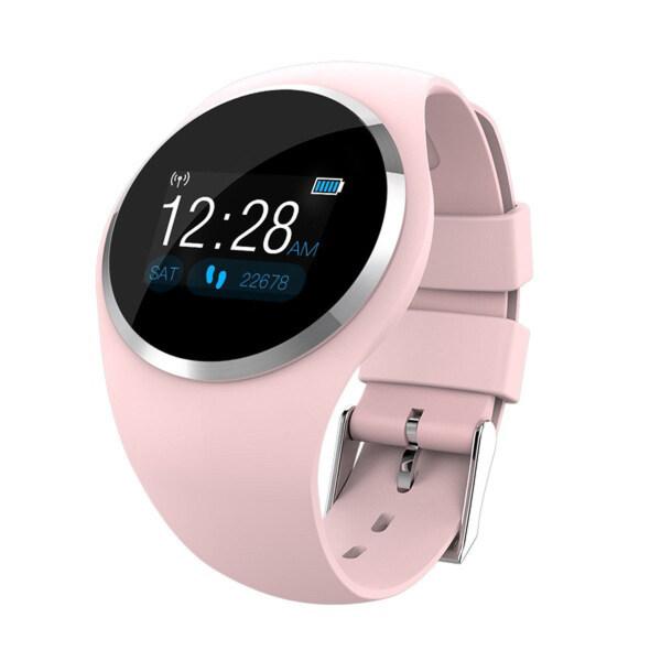 Đồng Hồ Thông Minh Bluetooth Q1 Chống Nước, Đồng Hồ Thông Minh Theo Dõi Nhịp Tim Nữ Thời Trang, Relogio Inteligente Dành Cho Android IOS