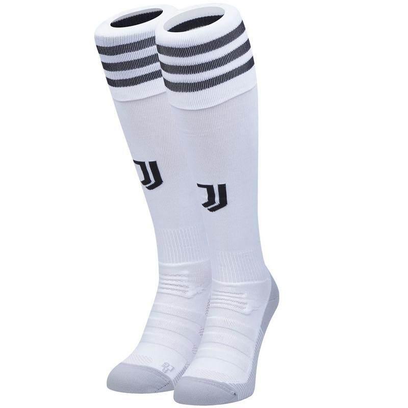 724b0e5552f 18-19 Juventus football home team away second away team long tube thick football  socks