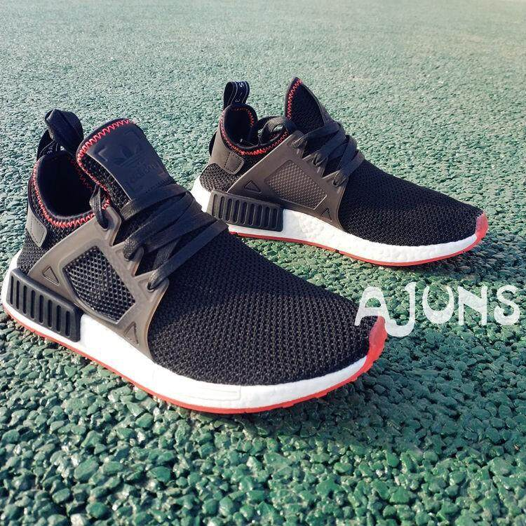 a8018ed8 ✨Ready Stock✨ original Adidas NMD_XR1 Boost men shoes sneakers bla
