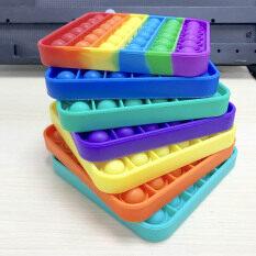 Fanco Toy – Đồ chơi Fidget giảm căng thẳng nhanh chóng, màu sắc rực rỡ chất liệu an toàn và dễ vệ sinh – intl